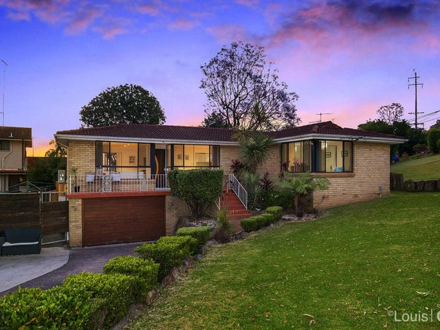 3 Cromarty Crescent, Winston Hills, NSW 2153