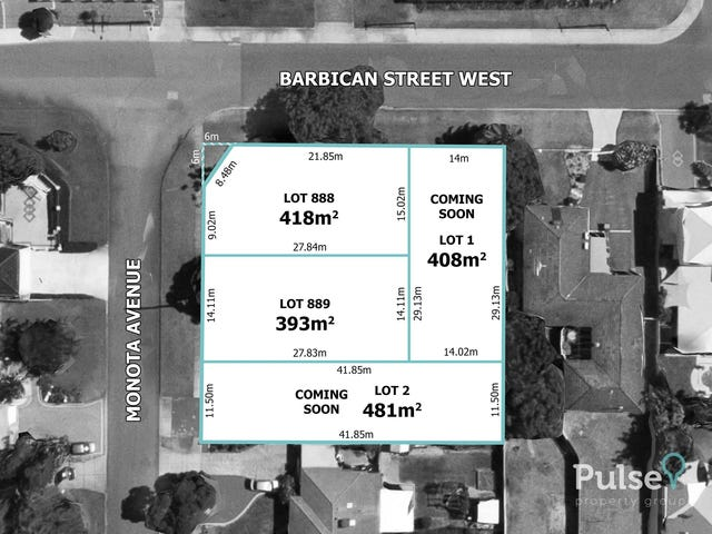 888 & 889, 19 Barbican Street W, Shelley, WA 6148