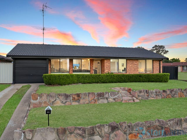 55 Loder Crescent, South Windsor, NSW 2756