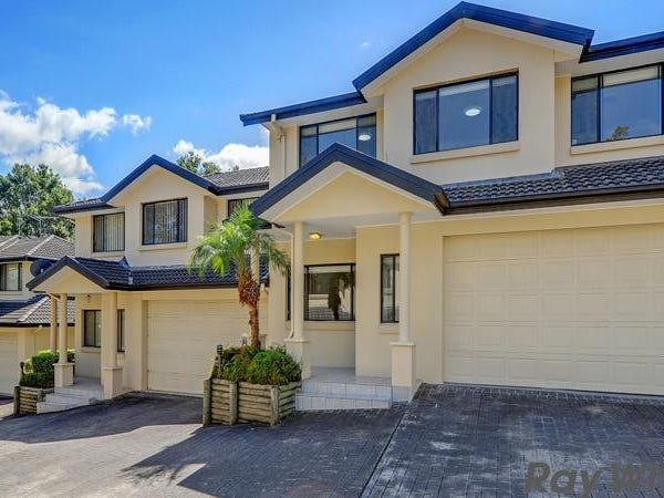 6/18 Dunmore Ave, Carlingford, NSW 2118
