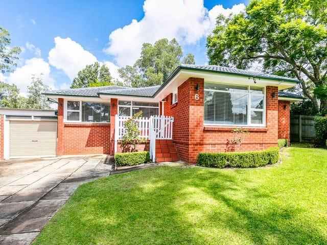 6 Spencer Court, Baulkham Hills, NSW 2153