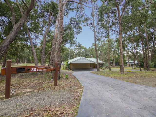 30 Romeo Road, Healesville, Vic 3777