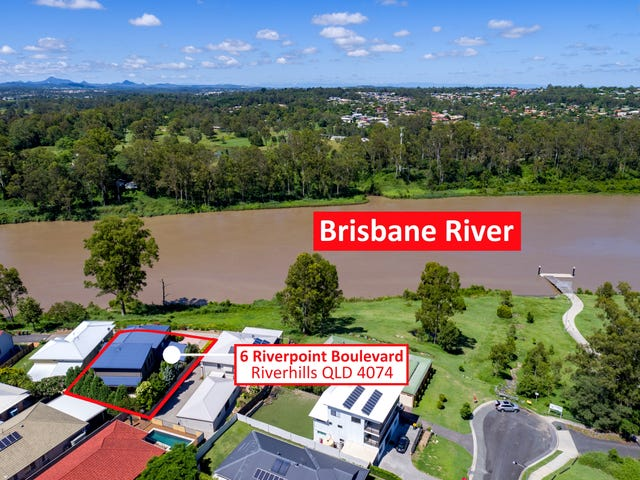 6 Riverpoint Boulevard, Riverhills, Qld 4074