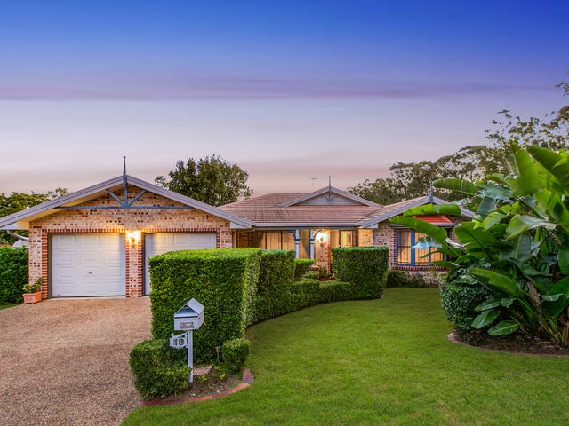 18 Mitchell Place, Forest Lake, Qld 4078