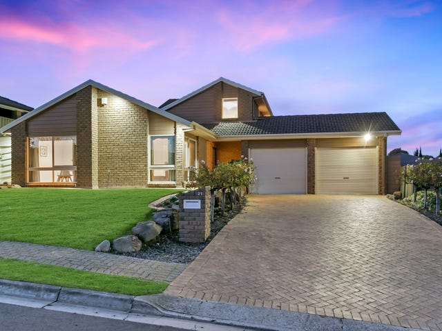 21 Hedgerow Crescent, Hallett Cove, SA 5158