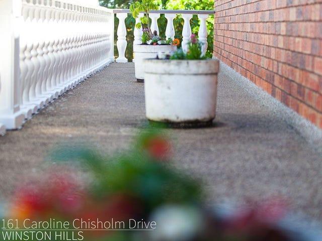 161 Caroline Chisholm Drive, Winston Hills, NSW 2153