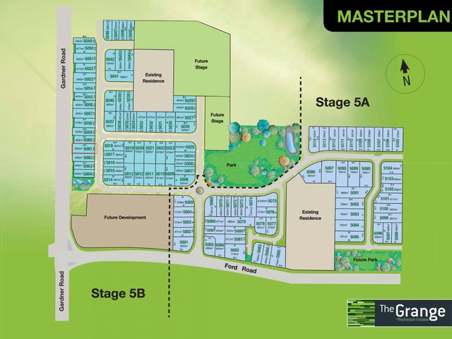 Lot 5061, 53 Major Drive, Rochedale, Qld 4123