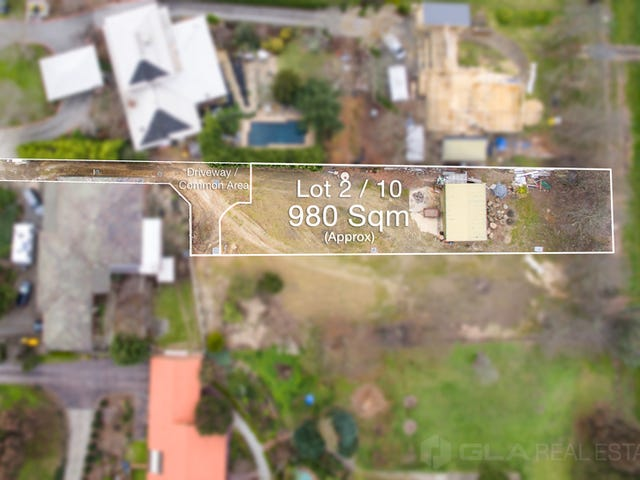 Lot 2, 10 Frances Avenue, Yarra Glen, Vic 3775