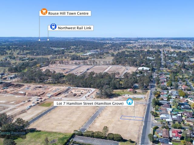 Lot 7 Hamilton Street, Riverstone, NSW 2765