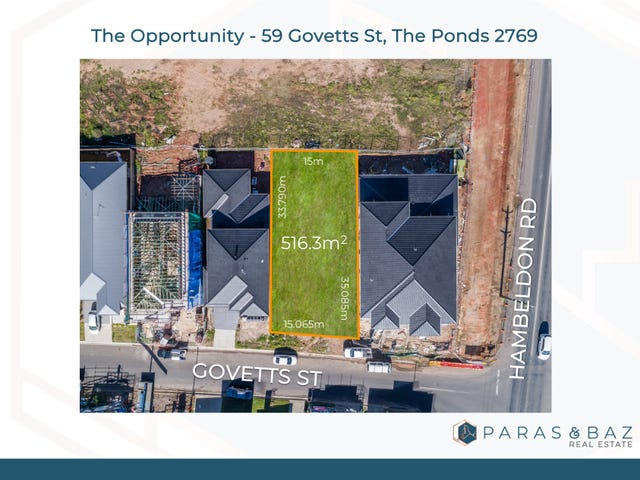 59 Govetts Street, The Ponds, NSW 2769