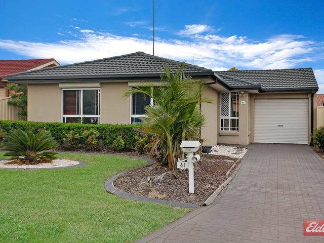 41 Gregory Street, Glendenning, NSW 2761