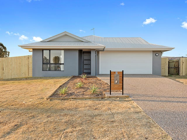2 Magpie Drive, Cambooya, Qld 4358
