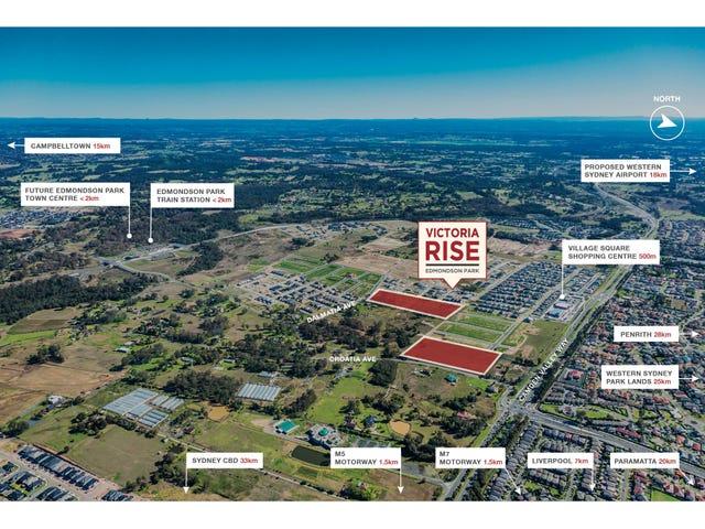 Lots @ Victoria Rise Stage 2, Edmondson Park, NSW 2174