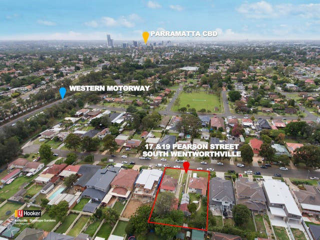 17 & 19 Pearson Street, South Wentworthville, NSW 2145