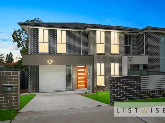 45 Frank Street, Guildford, NSW 2161