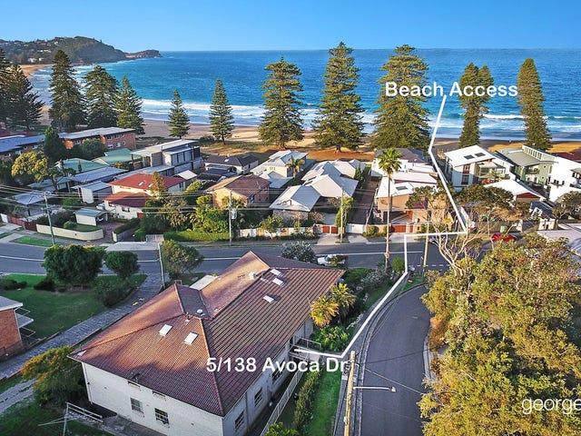 5/138 Avoca Drive, Avoca Beach, NSW 2251