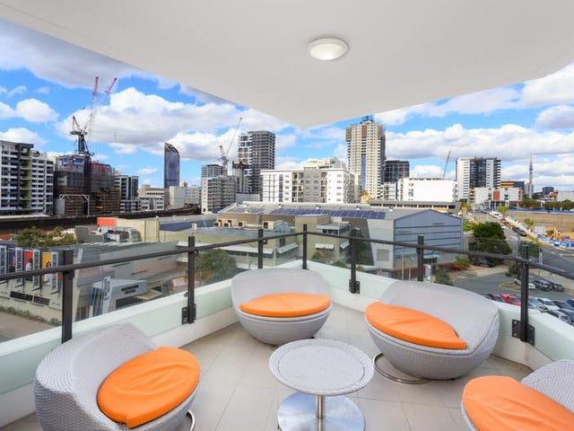20408/25 Bouquet Street, South Brisbane, Qld 4101