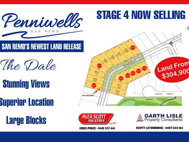 STAGE 4 PENNIWELLS ESTATE, San Remo, Vic 3925