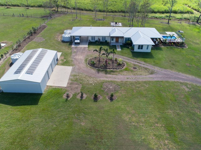 875 Gregory Cannon Valley Road, Strathdickie, Qld 4800