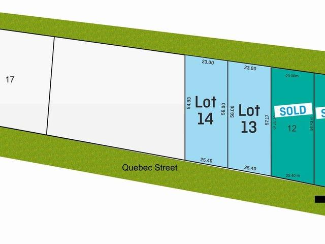 Lot 13 & 14 Quebec Street, Goolwa North, SA 5214