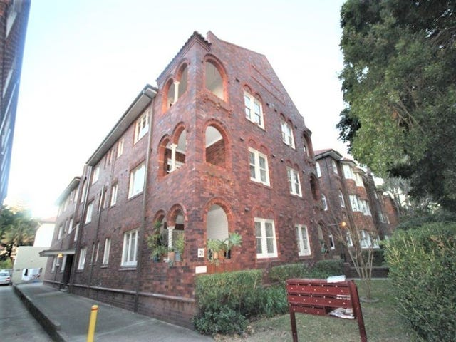 4/21 Balfour Road, Rose Bay, NSW 2029