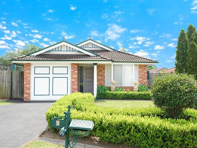 5 Midin Close, Glenmore Park, NSW 2745