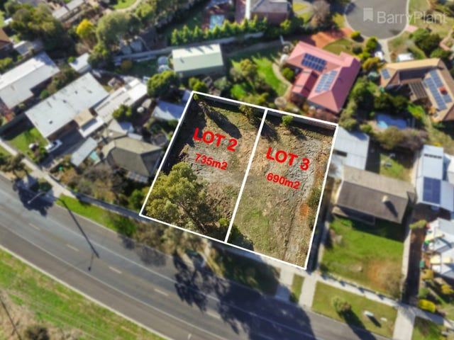 Lot 2 & 3, 104 Retreat Road, Spring Gully, Vic 3550