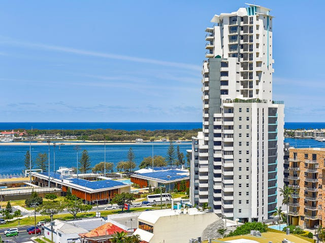 1405/139 Scarborough Street, Southport, Qld 4215