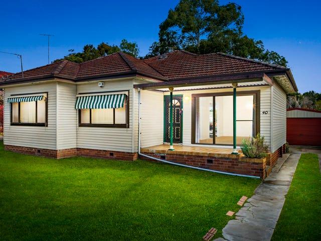 40 Orana Avenue, Seven Hills, NSW 2147