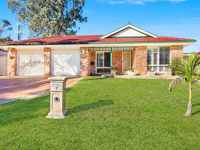 7  Trevor Toms Drive, Acacia Gardens, NSW 2763