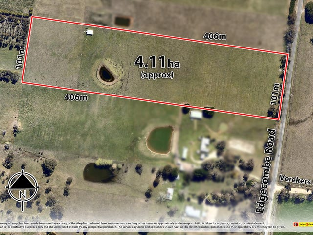 Lot 16 Edgecombe Rd, Kyneton, Vic 3444