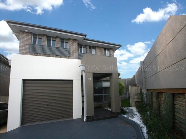 43/570 Sunnyholt Rd, Stanhope Gardens, NSW 2768