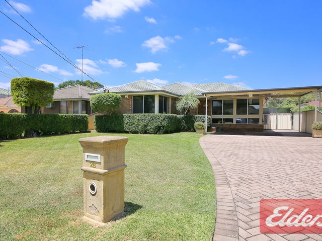 28 Greenmeadows Crescent, Toongabbie, NSW 2146