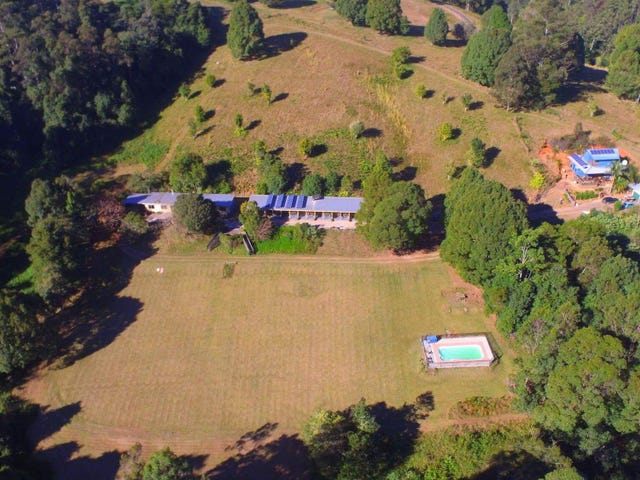 460 Byrrill Creek Road, Uki, NSW 2484