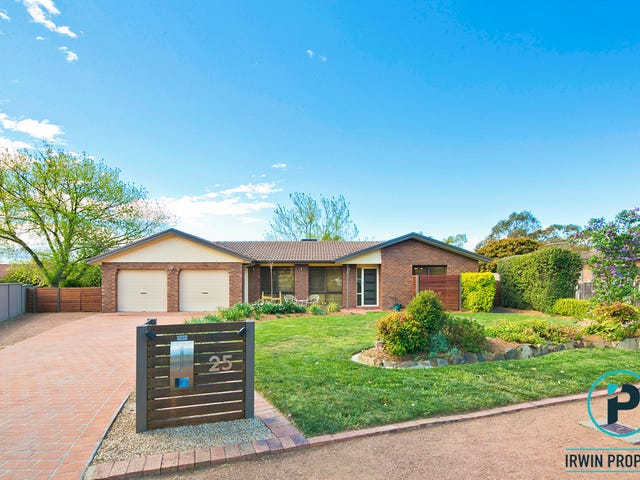25 Phillipson Crescent, Calwell, ACT 2905