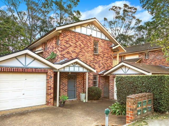 4/8 Bundarra Ave South, Wahroonga, NSW 2076