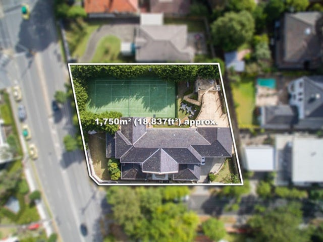 821 - 823 Toorak Road, Hawthorn East, Vic 3123