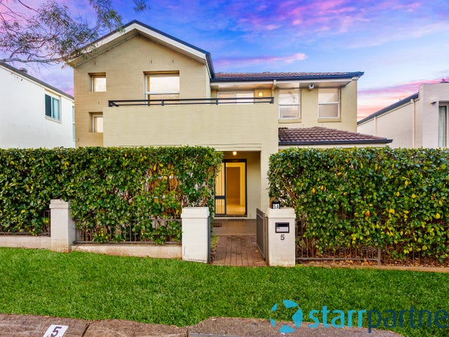 5 Oldbury Street, Stanhope Gardens, NSW 2768