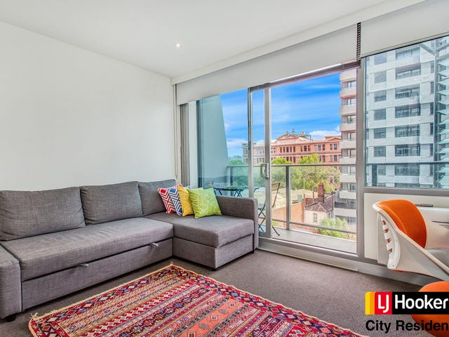 407/53 Batman Street, West Melbourne, Vic 3003