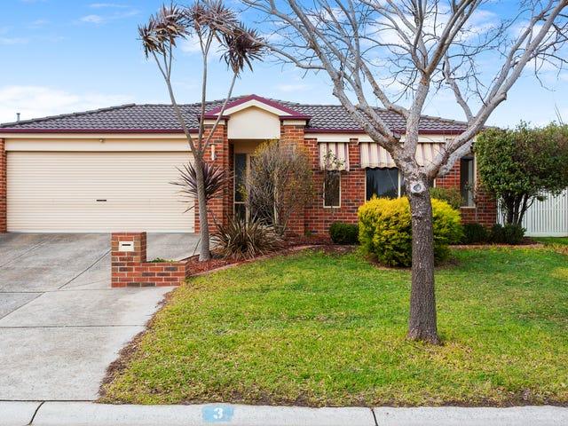 3 Ernest Crescent, Narre Warren South, Vic 3805