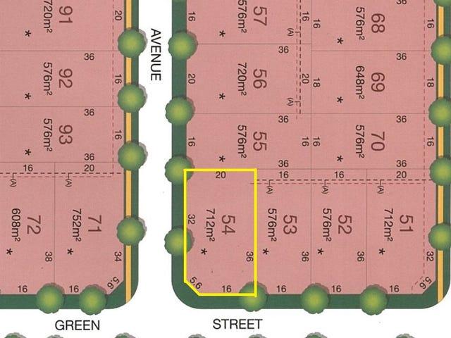 Lot 54 Green Street, Mittagong, NSW 2575