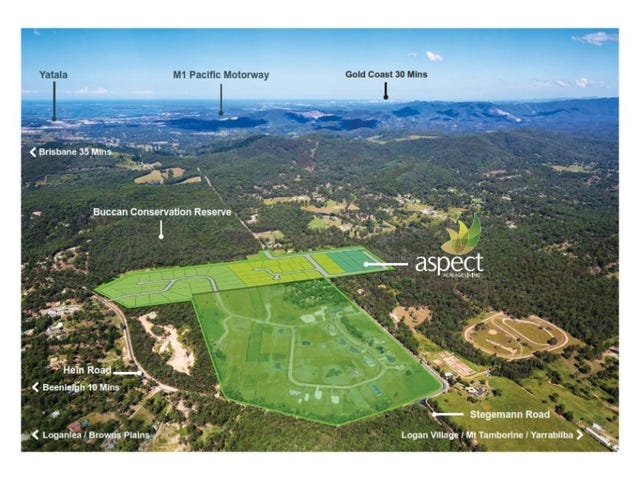 Lot 84 Aspect, Buccan, Qld 4207