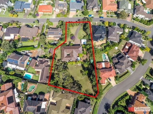 8 Talofa Place, Castle Hill, NSW 2154