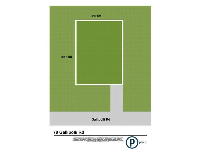 Proposed Lot 2 - 78 Gallipoli Road, Carina Heights, Qld 4152