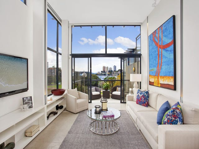 609/1A  Clement Avenue, Rushcutters Bay, NSW 2011
