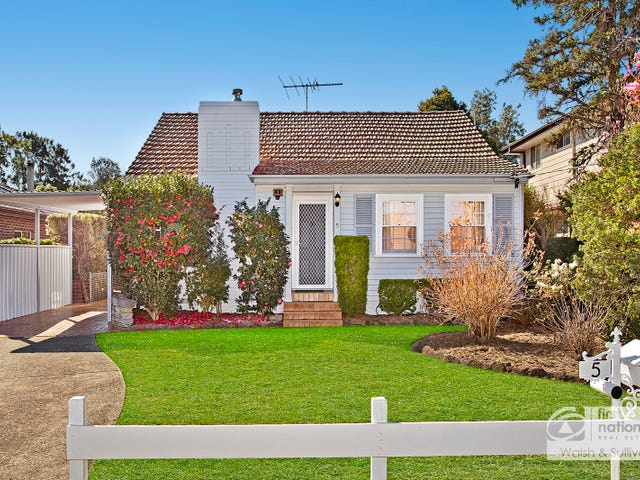 5 Whitehaven Road, Northmead, NSW 2152