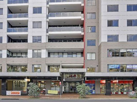 812/1 c  Burdett Street, Hornsby, NSW 2077