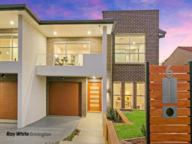 6 Cleal Street, Ermington, NSW 2115