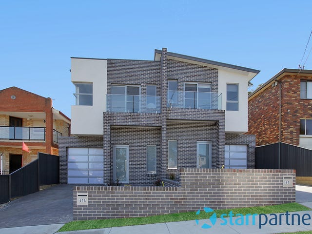 41 & 41A Robertson Street, Guildford, NSW 2161