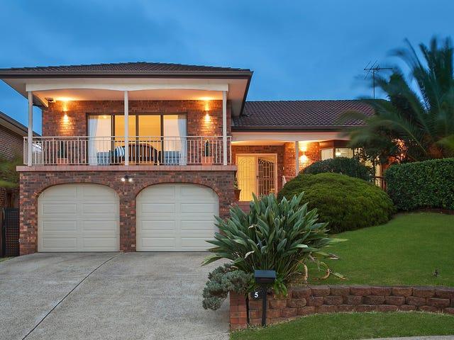 5 Urunga Place, Bossley Park, NSW 2176
